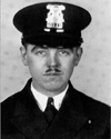 Police Officer Conrad W. Sippel | Detroit Police Department, Michigan