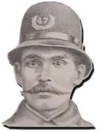 Patrolman Henry Slater | Grand Rapids Police Department, Michigan