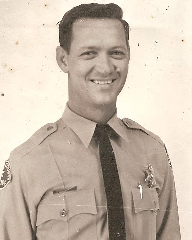 Deputy Sheriff Milton Raymond Smalling | Imperial County Sheriff's Office, California