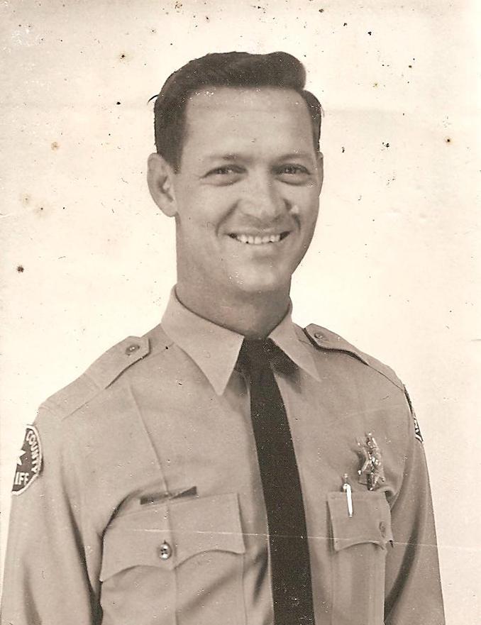 Deputy Sheriff Milton Raymond Smalling   Imperial County Sheriff's Office, California