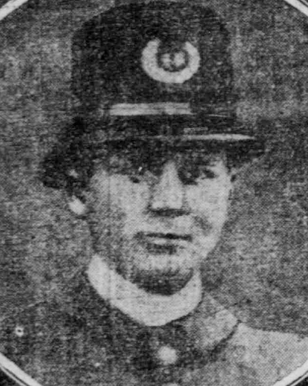 Police Officer James Hume Smith, Jr.   Oakland Police Department, California