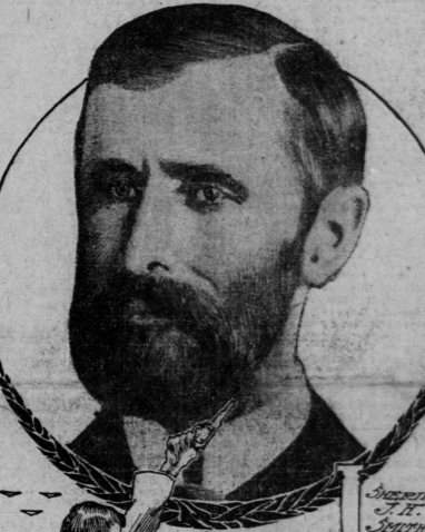 Sheriff J. Henry Smith | Mendocino County Sheriff's Office, California