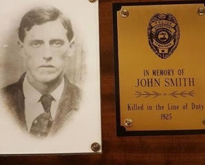 Patrolman John F. Smith | Kingsport Police Department, Tennessee