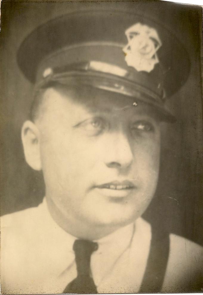 Patrolman John Hazel Smith   Gastonia Police Department, North Carolina