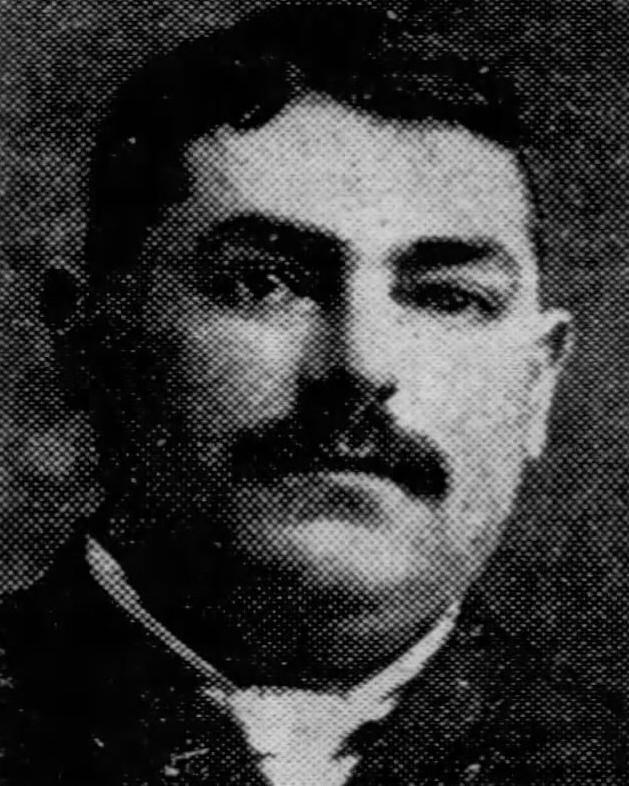 Patrolman Nicholas Bernard Smith   Buffalo Police Department, New York