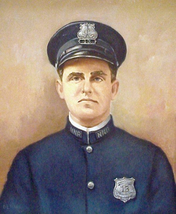 Captain Robert Hitchman Smith | Newport News Police Department, Virginia
