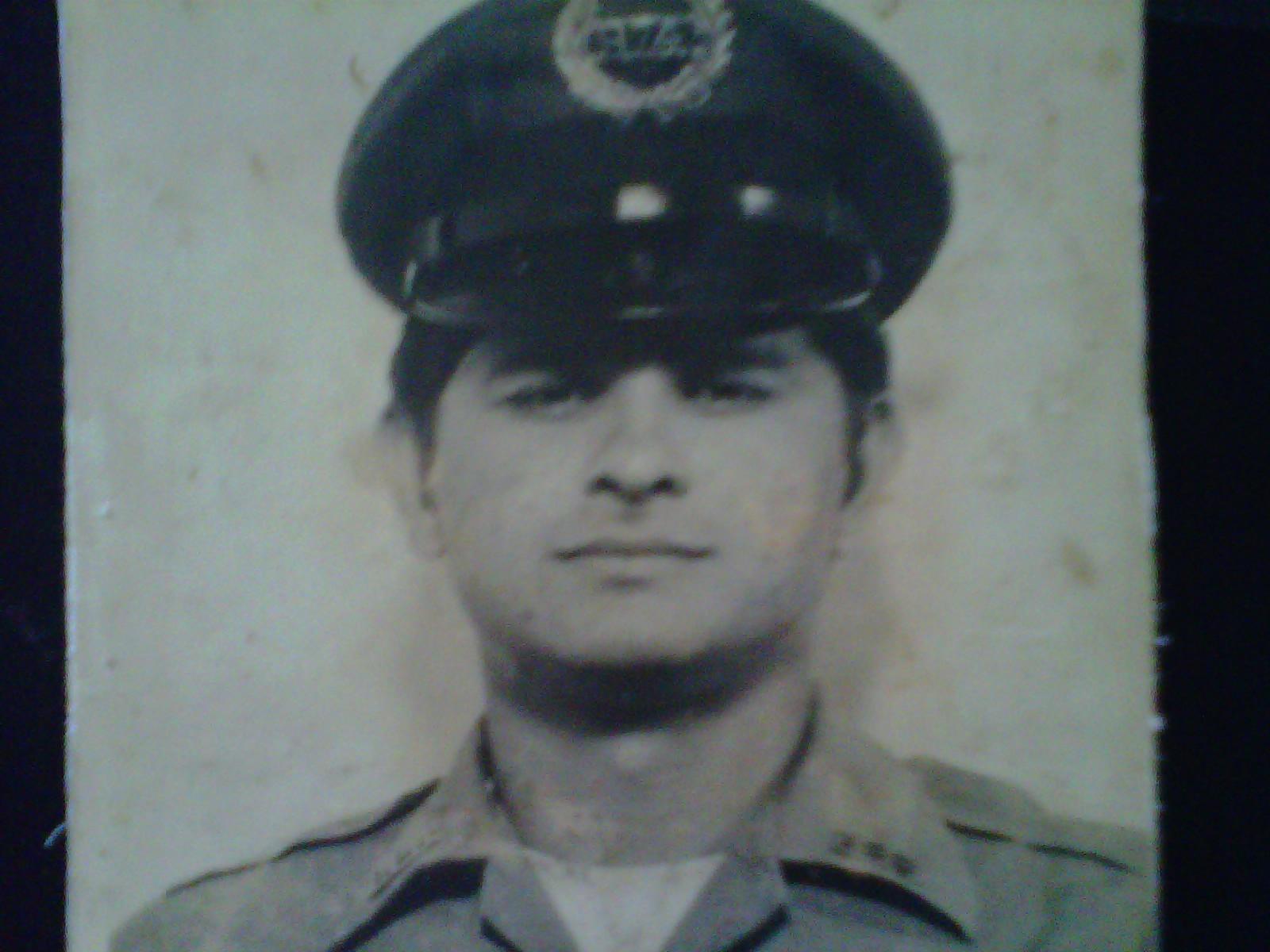 Policeman Celestino Solivan-Almedina | Puerto Rico Police Department, Puerto Rico