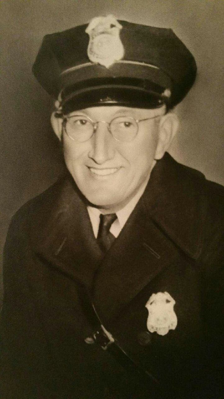 Patrolman Donald G. Spike   Chippewa Falls Police Department, Wisconsin