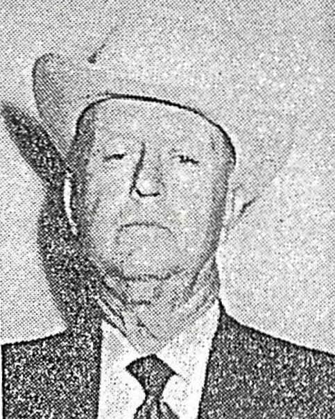 Sheriff Conner Grafton Spivey   Limestone County Sheriff's Office, Texas