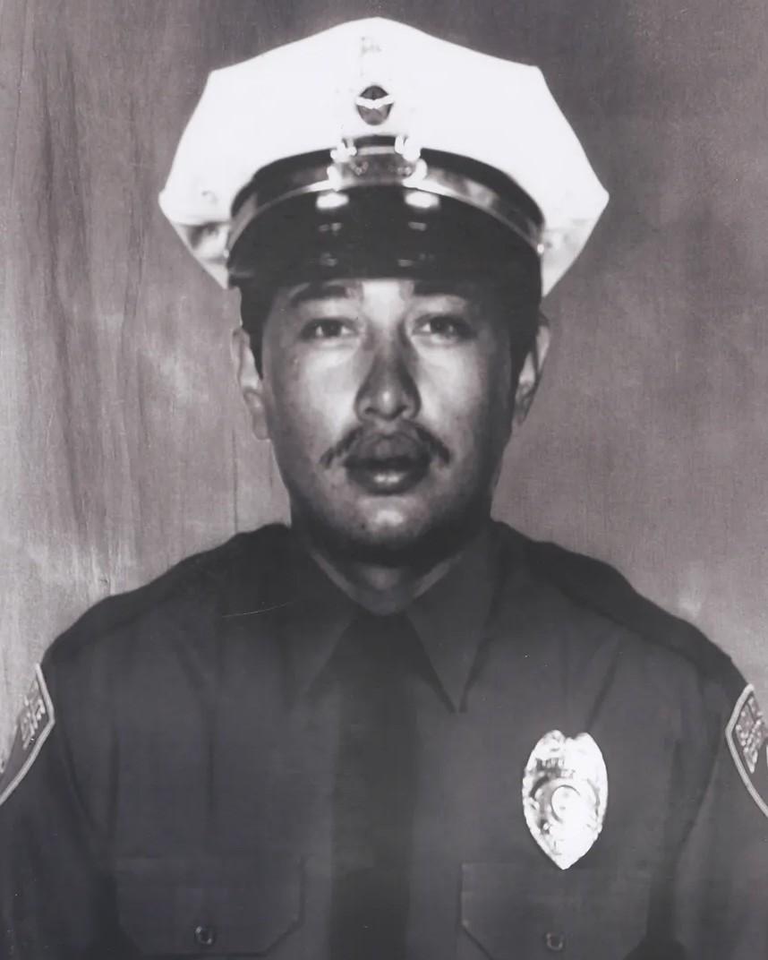 Police Officer I Manuel Anthony