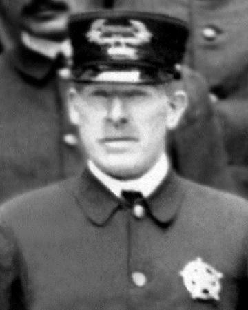 Detective Sergeant Ralph H. Stahl | Portland Police Bureau, Oregon