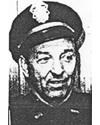 Patrolman James Loyd Stapp   Sweetwater Police Department, Tennessee