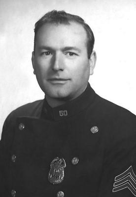 Sergeant Saul S. Starrett | New York City Police Department, New York