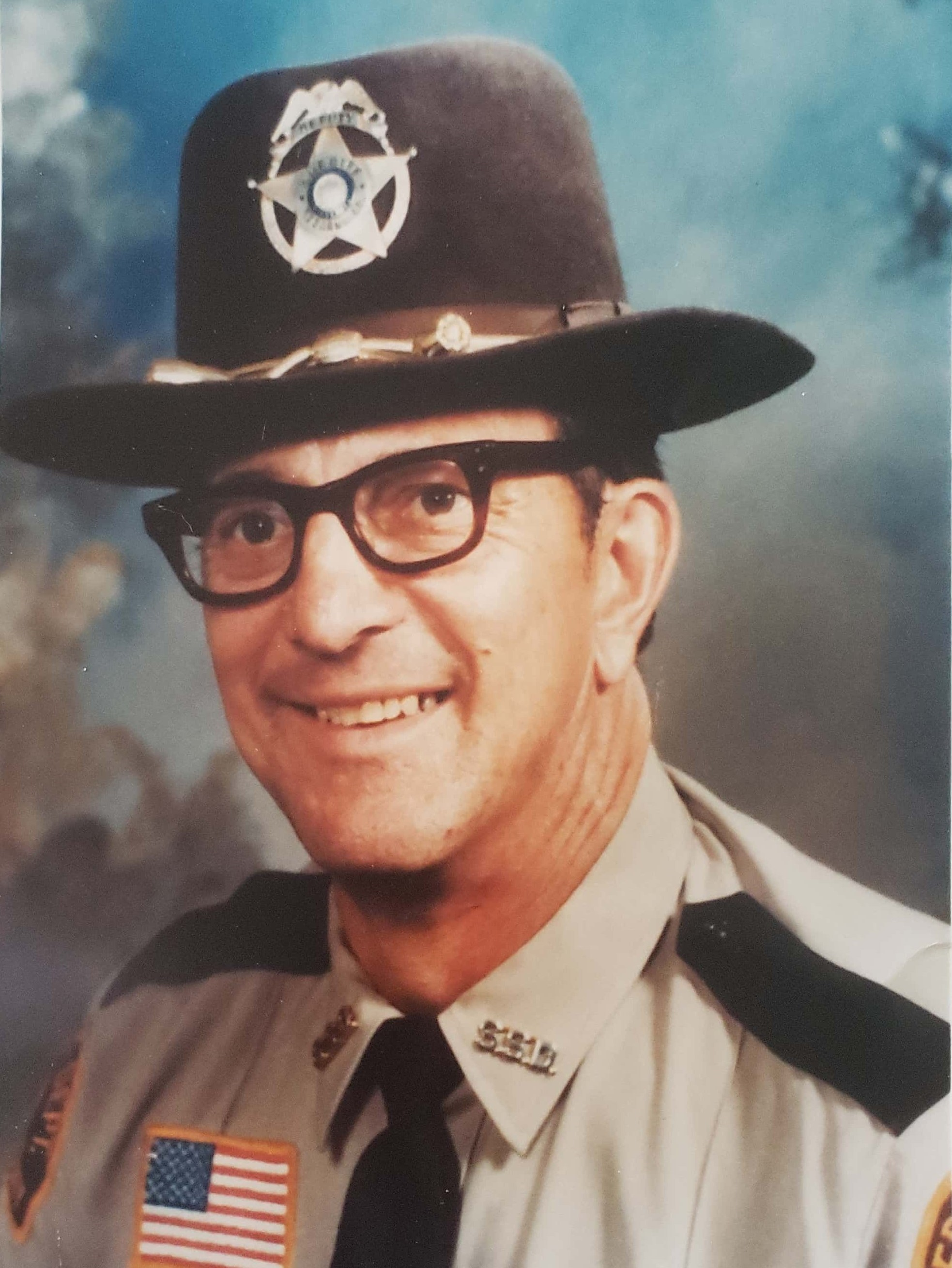 Senior Deputy Edwin H. Arendt | Stearns County Sheriff's Office, Minnesota