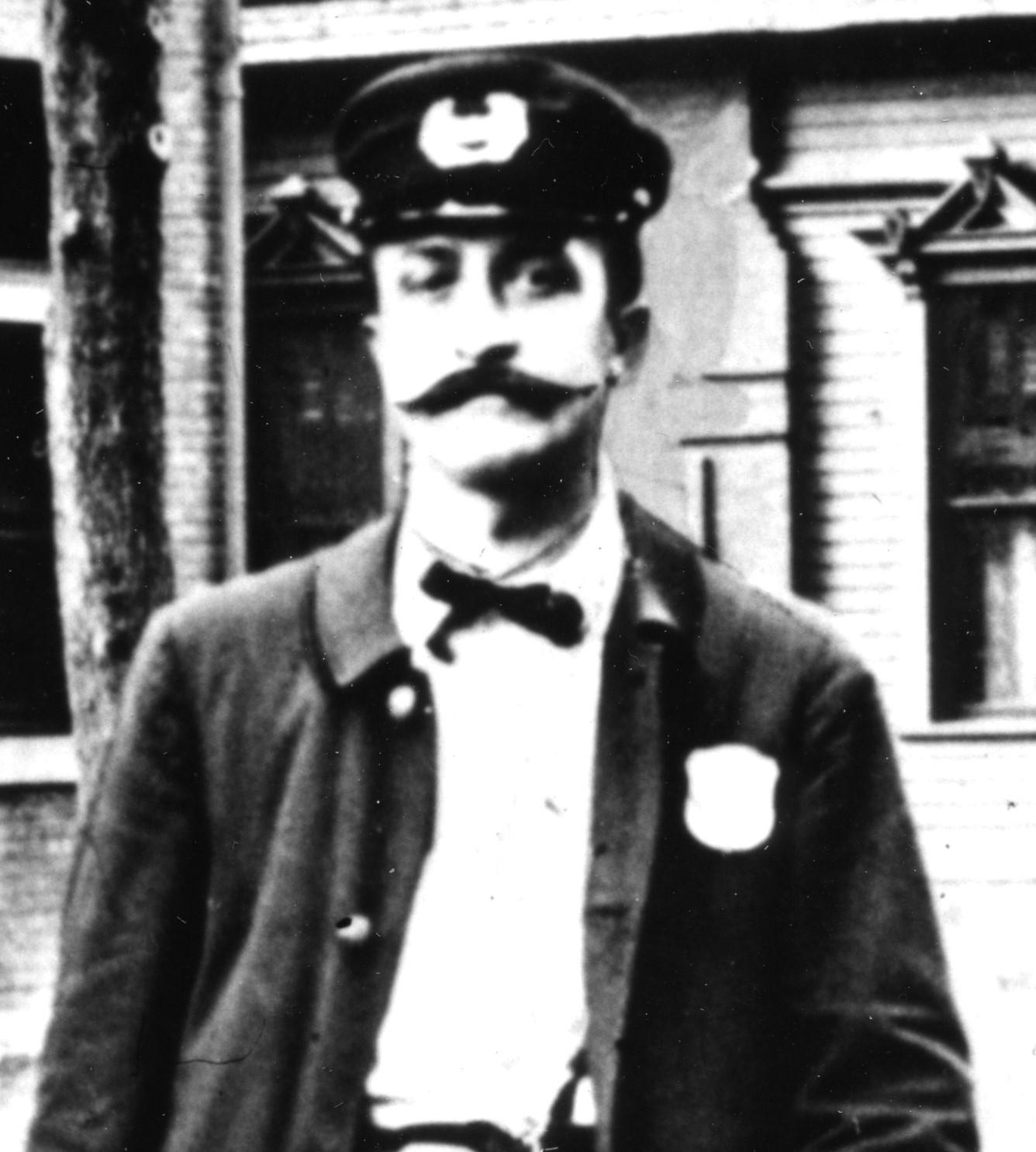 Police Officer Charles J. Stewart | Detroit Police Department, Michigan