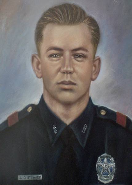 Officer James Douglas Stewart | Dallas Police Department, Texas