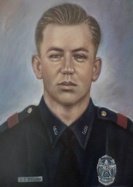 Officer James Douglas Stewart | Dallas Police Department, Texas