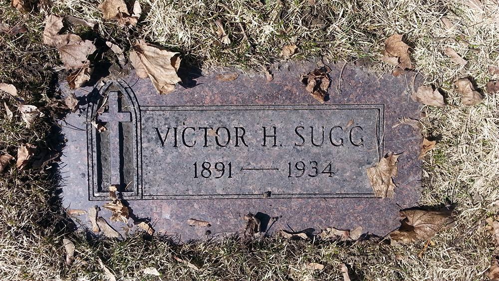 Patrolman Victor Herbert Sugg | Chicago Police Department, Illinois