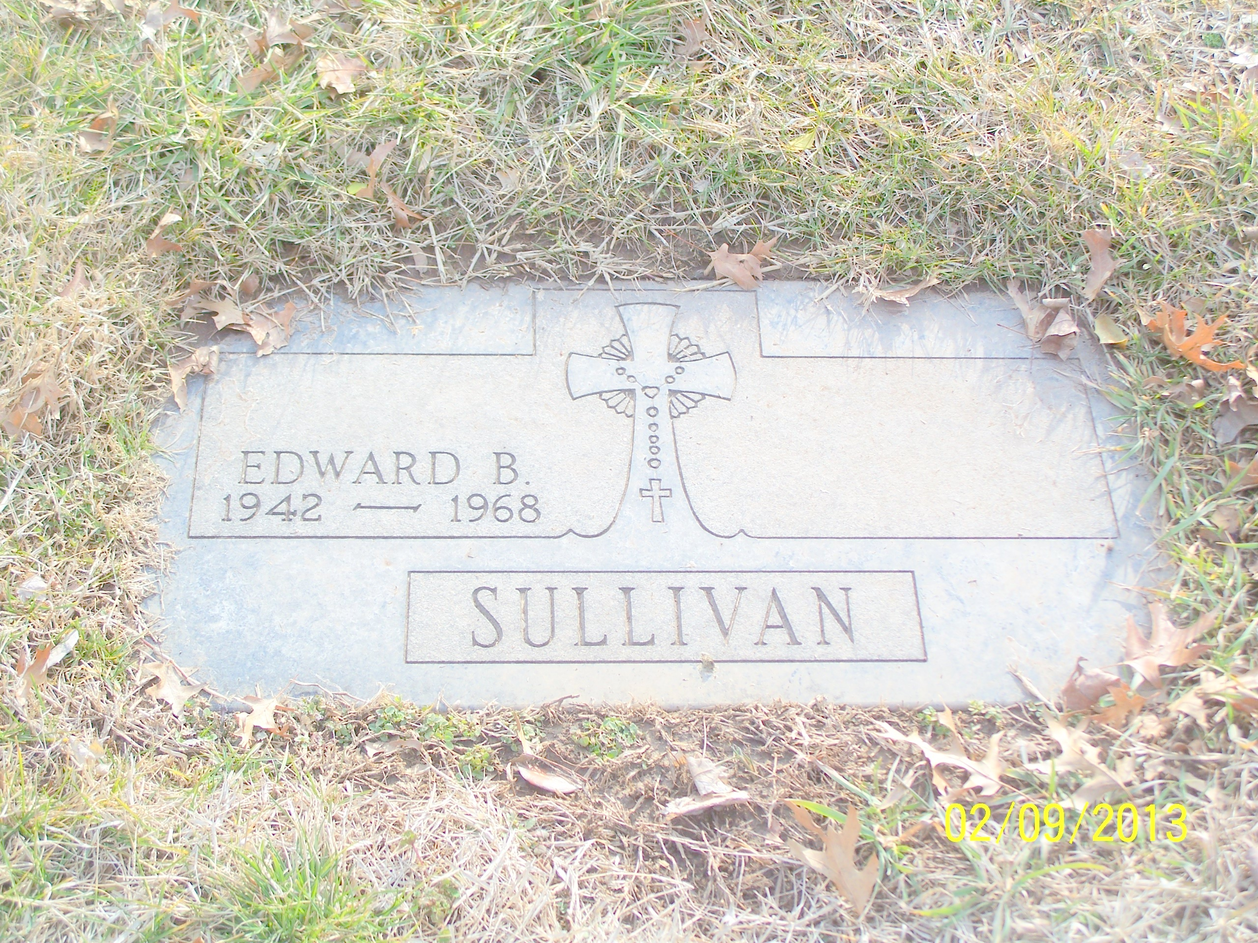 Auxiliary Officer Edward Blair Robert Sullivan | Dellwood Police Department, Missouri