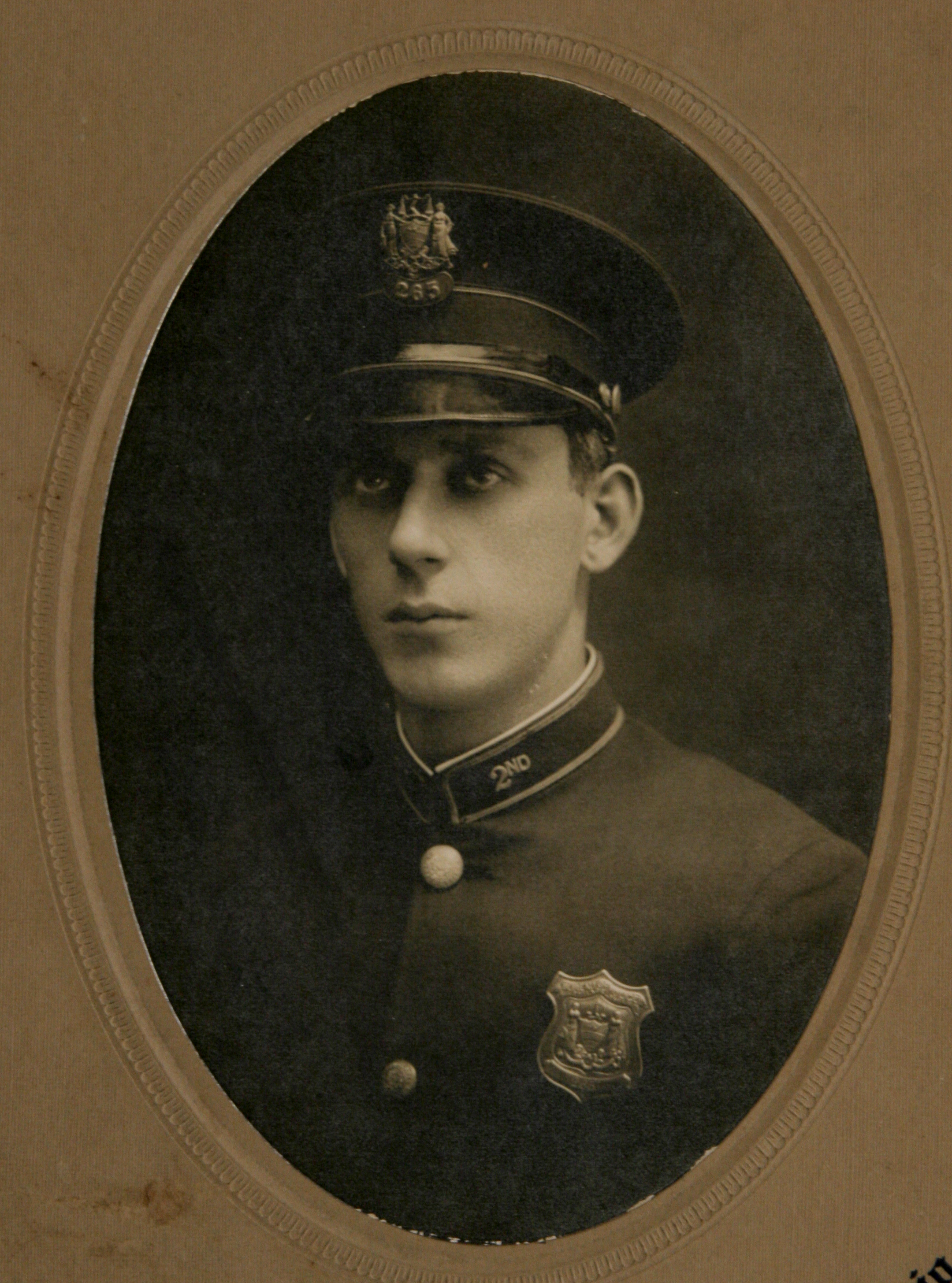 Police Officer Joseph T. Swierczynski   Philadelphia Police Department, Pennsylvania