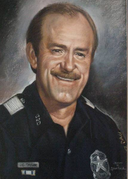 Reserve Officer James Charles Taylor | Dallas Police Department, Texas