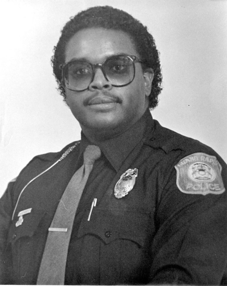 Police Officer Joseph Floyd Taylor | Grand Rapids Police Department, Michigan