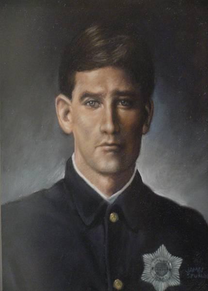 Officer Alexander W. Tedford | Dallas Police Department, Texas