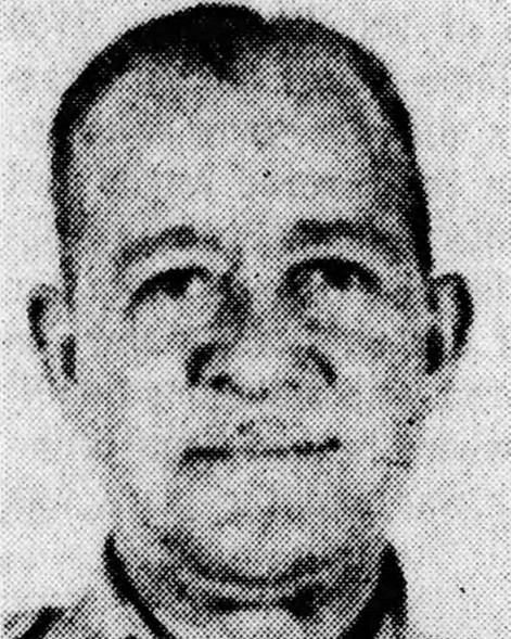 Guard Officer I Henry E. Thierry, Sr.   St. Louis County Department of Welfare, Missouri