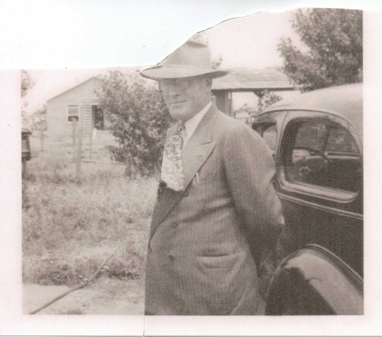 Special Agent Harry Lloyd Ashley   Atchison, Topeka and Santa Fe Railroad Police Department, Railroad Police