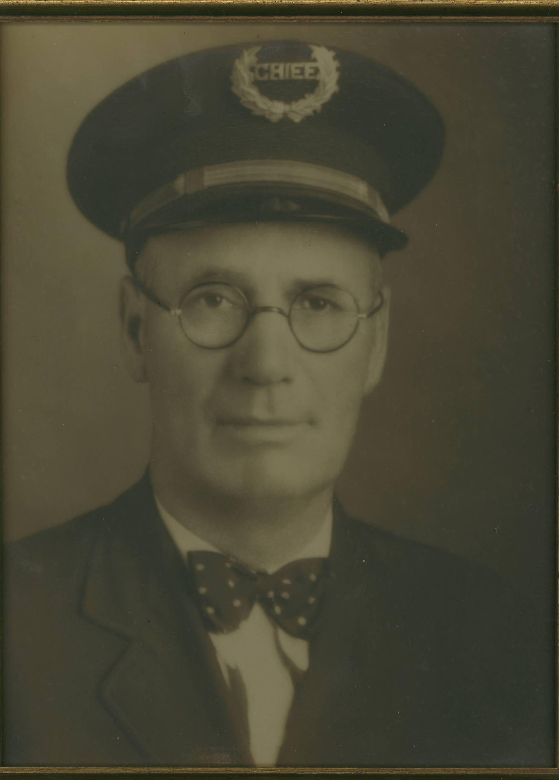 Chief of Police Charlie T. Thornton | Jackson Police Department, Georgia
