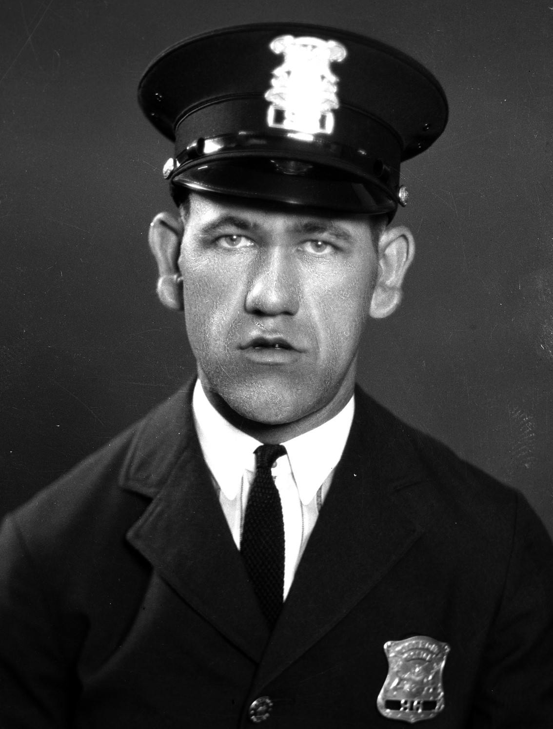 Police Officer William G. Ashworth | Detroit Police Department, Michigan