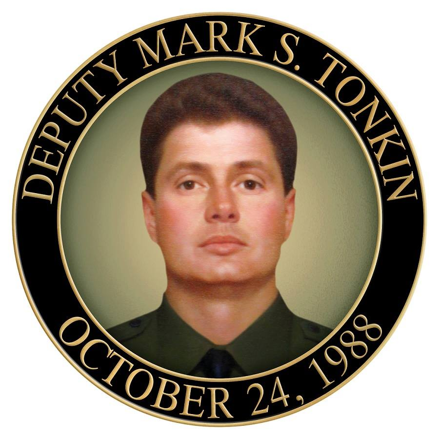 Deputy Sheriff Mark Steven Tonkin | Orange County Sheriff's Department, California