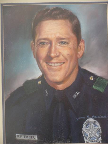 Officer Donald Paul Tucker, Sr. | Dallas Police Department, Texas