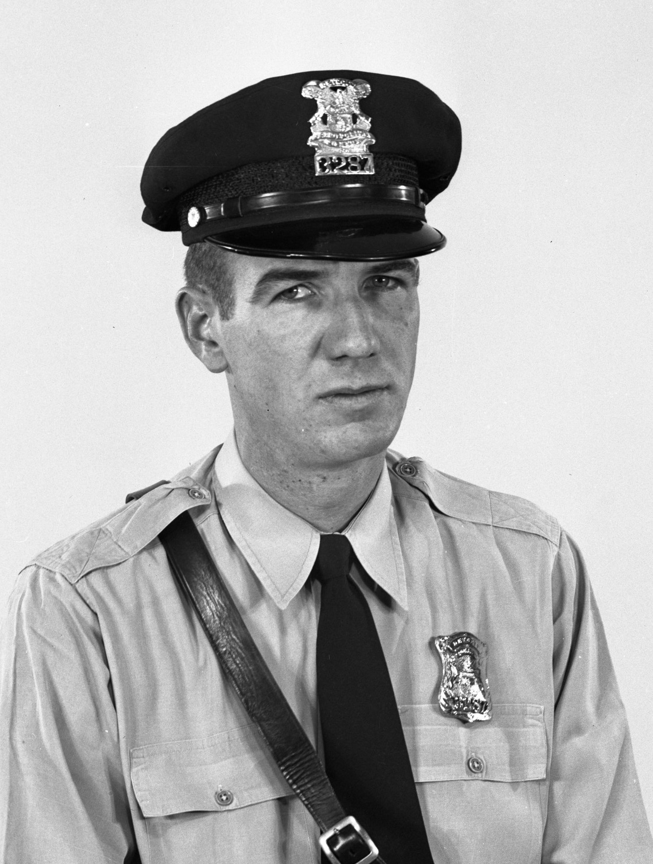 Police Officer Harold F. Tullke | Detroit Police Department, Michigan