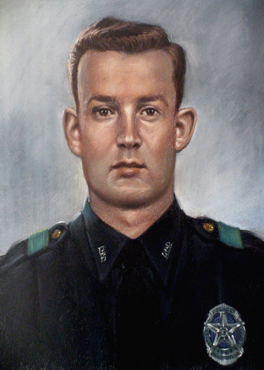 Officer Ray Allan Underwood | Dallas Police Department, Texas