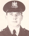 Police Officer Fred R. Unger   Baltimore City Police Department, Maryland