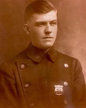 Patrolman Alfred A. Van Cleaf | New York City Police Department, New York