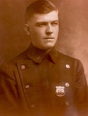 Patrolman Alfred A. Van Cleaf   New York City Police Department, New York