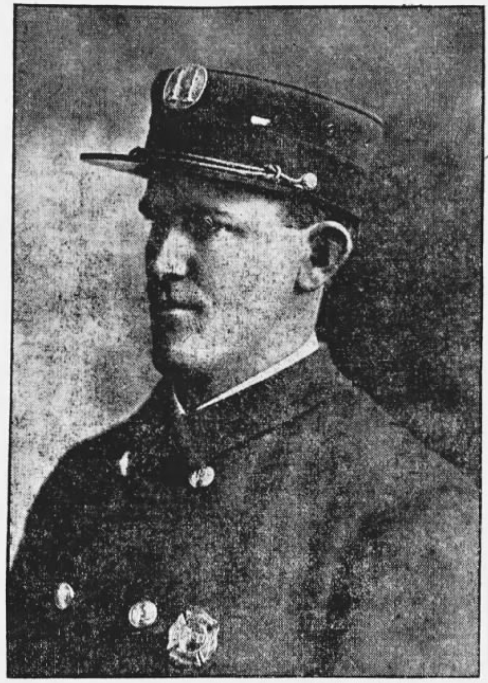 Officer Harry S. Van Meter | Fresno Police Department, California