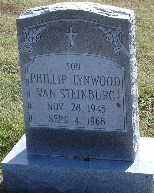 Patrolman Phillip Lynwood Van Steinburg | Brunswick Police Department, Maryland