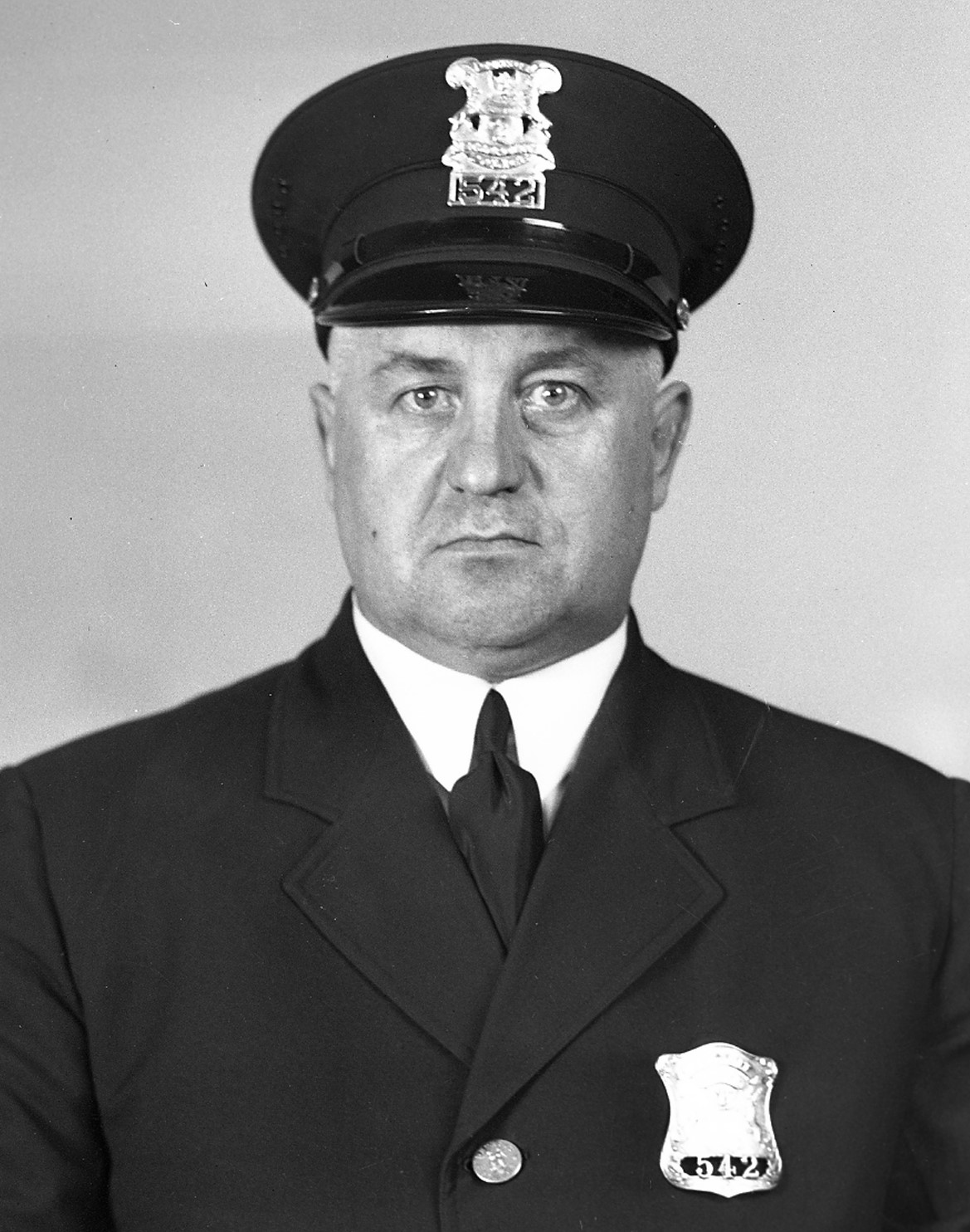 Police Officer John E. Vandenberg | Detroit Police Department, Michigan