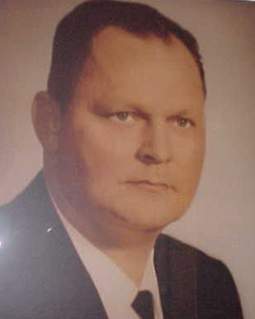 Sheriff Dan Webster Ayers | Franklin County Sheriff's Office, Georgia