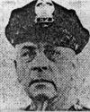 Police Officer Edward W. Von Holten   Tulsa Police Department, Oklahoma