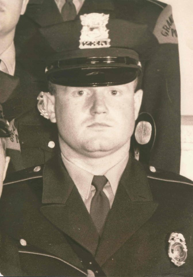 Police Officer Wayne Vonk | Grand Rapids Police Department, Michigan