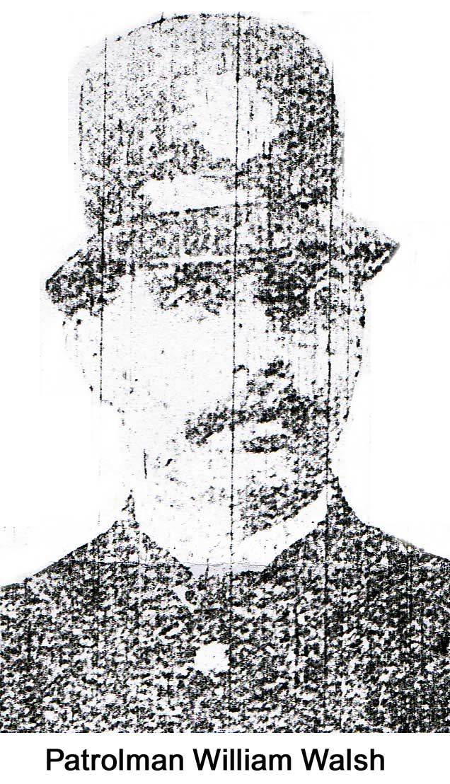 Patrolman William Walsh | Pittsburgh Bureau of Police, Pennsylvania