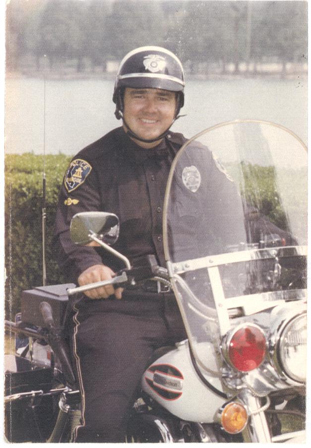 Police Officer Larry Eugene Walters   Riverside Police Department, California