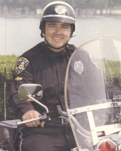 Police Officer Larry Eugene Walters | Riverside Police Department, California
