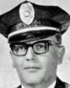Patrolman Theodore C. Wanner | Dickinson Police Department, North Dakota