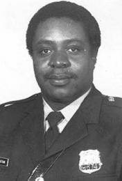 Police Officer William Washington   Philadelphia Police Department, Pennsylvania
