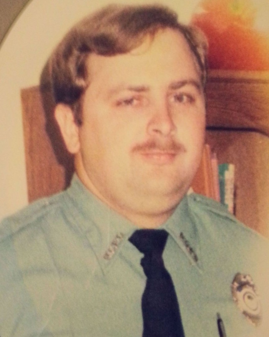 Patrolman Robert Anthony Way   North Charleston Police Department, South Carolina